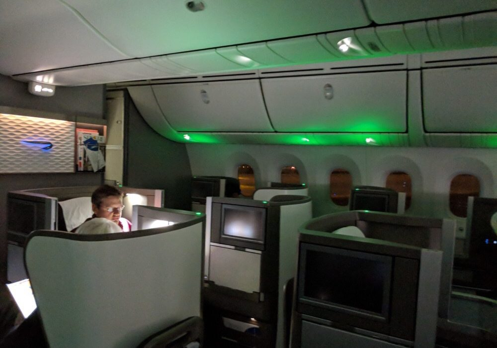 british airways business class club world whats it like how review quality